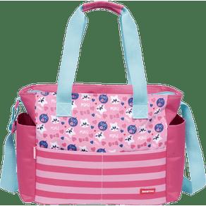 Bolsa-Maternidade-Sestini-Kids-18Y-Cat-Colorido-Frente
