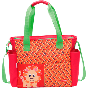 Bolsa-Maternidade-Sestini-Kids-19Y-Lion-Colorido-Frente