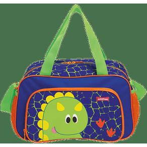 Sacola-Grande-Sestini-Kids-X-Dino-Colorido-Frente