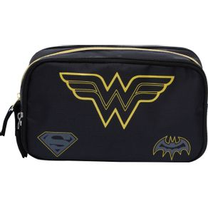 Estojo-Especial-3-Compartimentos-Super-Hero-Girls--Preto