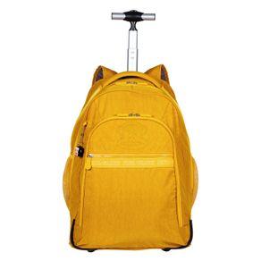 Mochila-Carrinho-2-Compartimentos-2-em-1-Paul-Frank-20T03-Amarelo