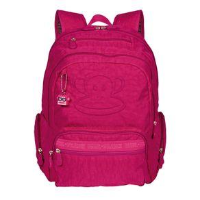 Mochila-Grande-2-Compartimentos-Paul-Frank-20T03-Pink