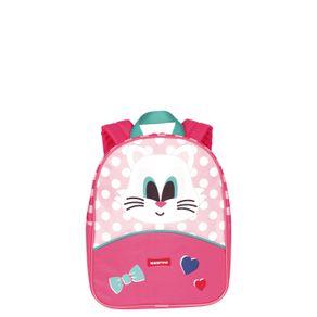 Mochila-Pequena-Sestini-Kids-Cat-Colorido