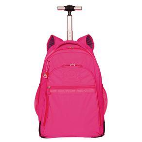 Mochila-Carrinho-Grande-2-em-1-Paul-Frank-21T03-Pink