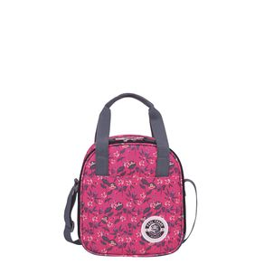 Lancheira-Paul-Frank-21T01-Floral-Rosa