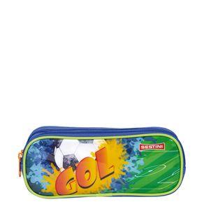 Estojo-2-Compartimentos-Sestini-21M-Futebol-Colorido