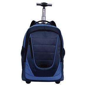 Mochila-Carrinho-2-Compartimentos-Sestini-Evolution-Azul