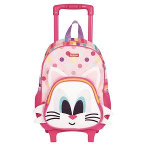 Mochilete-Medio-Sestini-Kids-Cat-2-Colorido