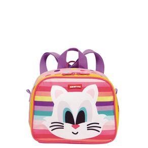 Lancheira-Pequena-2-em-1-Sestini-Kids-x-Cat-2-Colorido