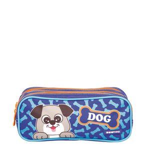 Estojo-3-Compartimentos-Sestini-Pets-X-Dog-Colorido
