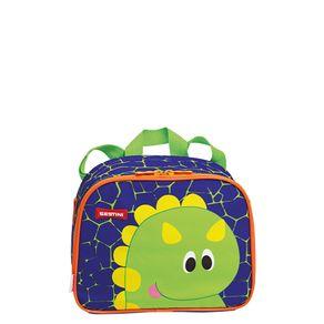 Lancheira-Pequena-2-em-1-Sestini-Kids-Dino-2-Colorido