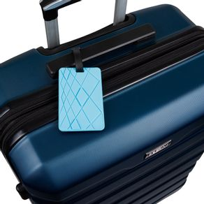 Identificador-de-Bagagem-Azul