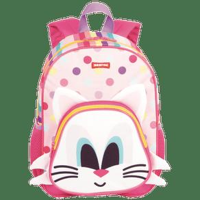 Mochila-Medio-Sestini-Kids-Cat-2-Colorido