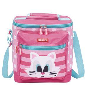Lancheira-Especial-Sestini-Kids-18Y-Cat-Colorido-Frente